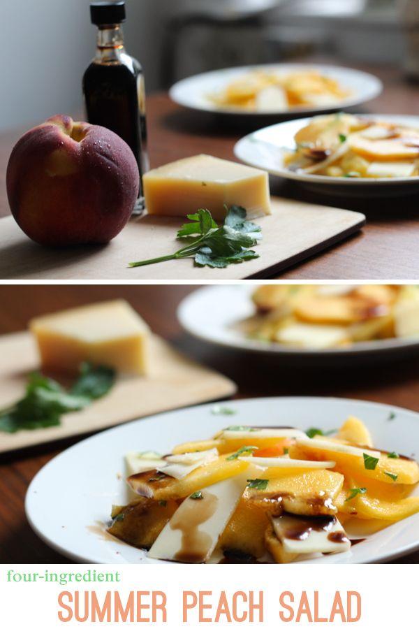 four-ingredient-summer-peach-salad