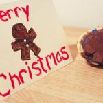 DIY Potato Stamp Holiday Cards