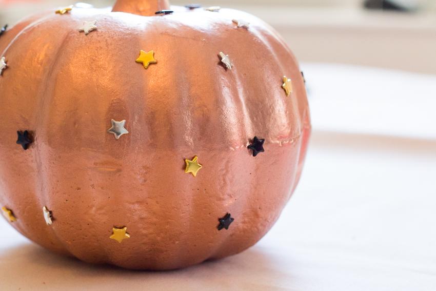 Studded Pumpkin