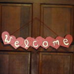 Valentine's Day Door Decoration Tutorial