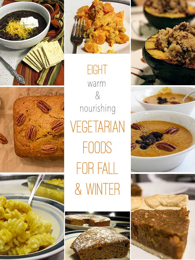 Vegetarian-Winter-Foods