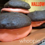 halloween whoopie pies