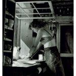 julia child kneading dough