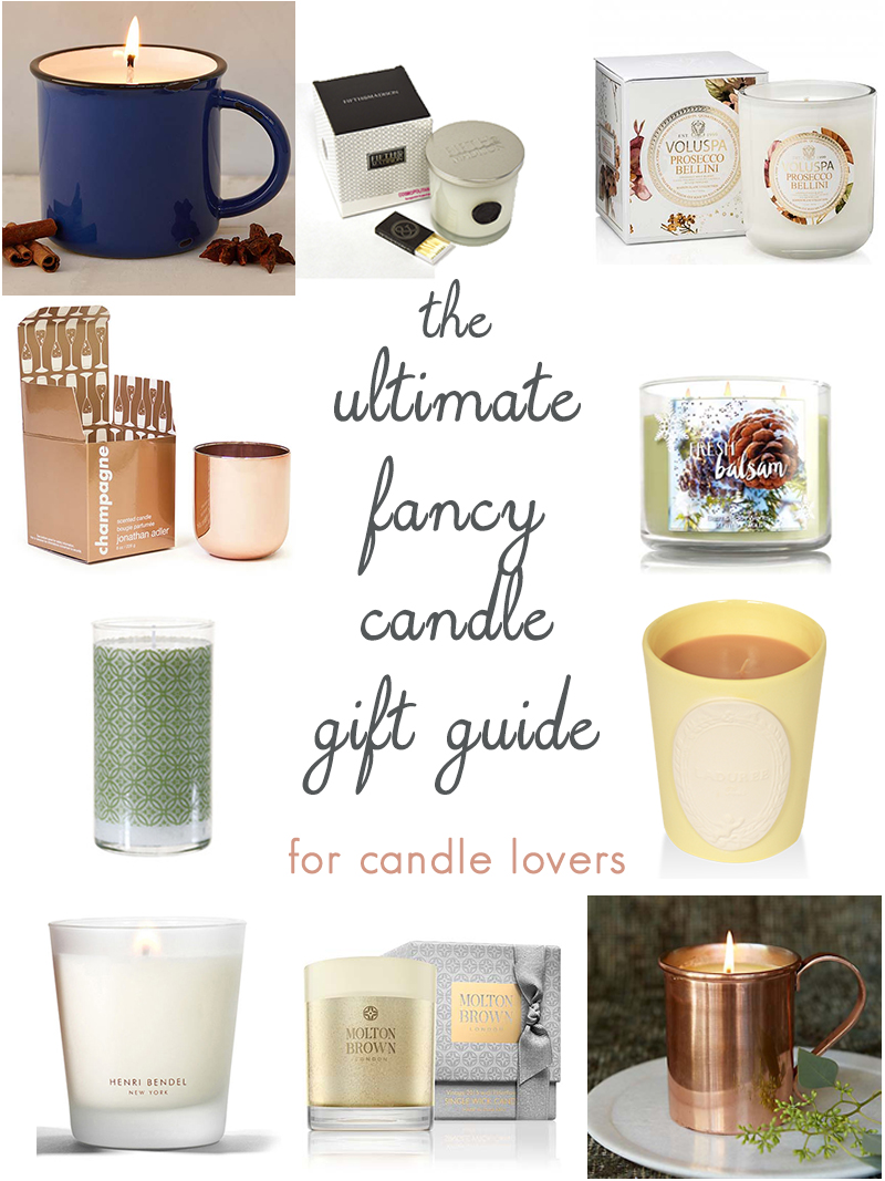 Use this gift guide to make your loved ones feel super fancy with this awesome list of the best luxurious candles.