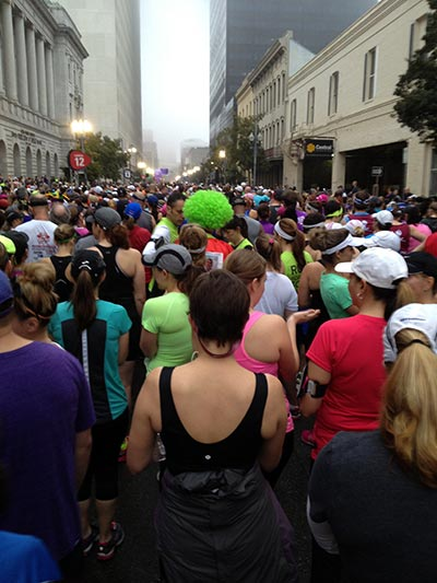 New Orleans Rock and Roll Half Marathon