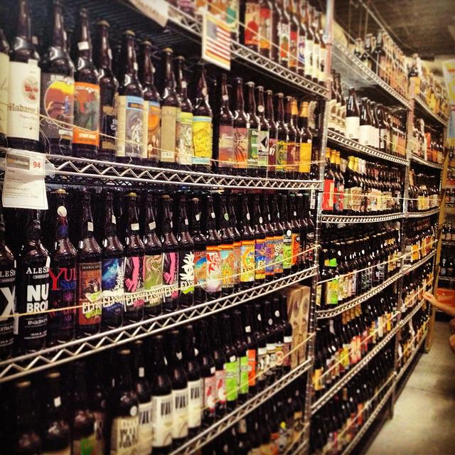Aisles of Beer