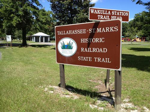 st. marks sign