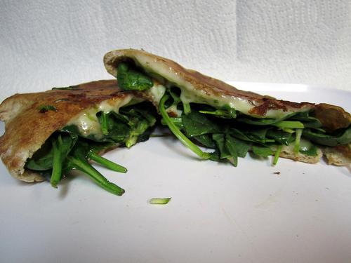 green pita