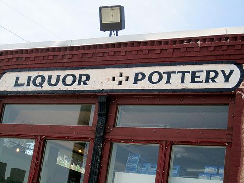liquor potter