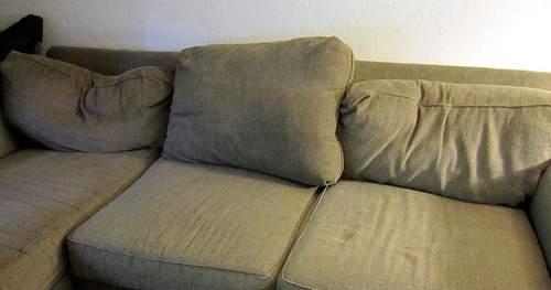Saggy Couch Cushions