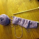 knitting projects and delicious links