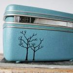 ah, wanderlust: dreamy vintage luggage