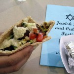 what I ate this weekend: Jewish Food Fest