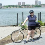 NYC Weekend: Bike Date on the West Side Highway