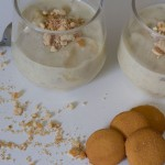 guest blogging: homemade banana pudding