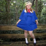 DIY madeline costume